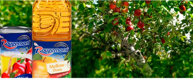 Rougemont Apple Juice coupon