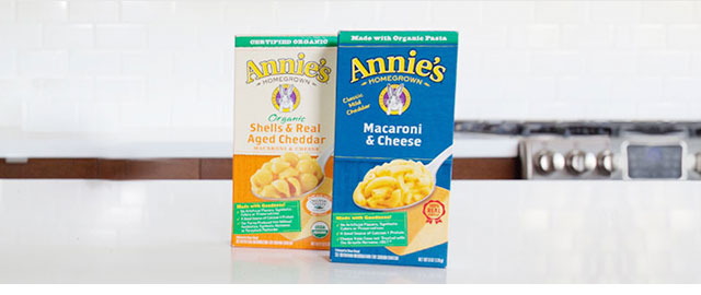 Annie's Homegrown Macaroni & Cheese coupon