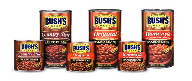 Bush's baked beans coupon