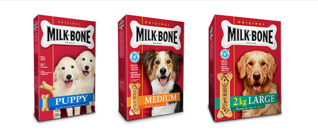 Milk-Bone® dog snacks coupon