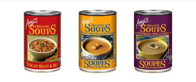 Amy's Organic Soups coupon