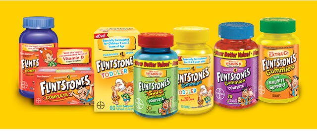 Flintstones Multivitamins coupon