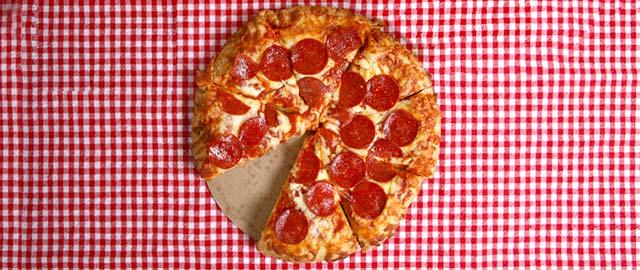 Frozen Pizza BASE (Social Offer Test) coupon
