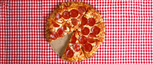 Frozen Pizza UPGRADED (Social Offer Test) coupon