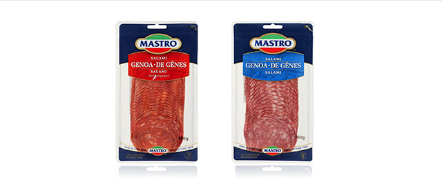 Mastro sliced salami  coupon
