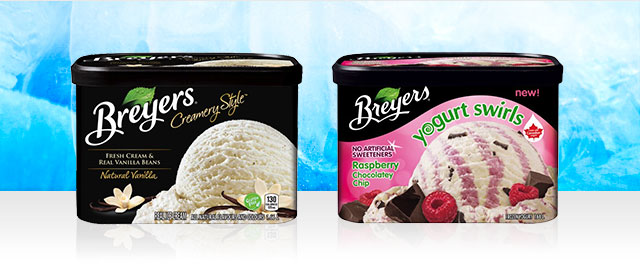 UNLOCKED! Breyers® ice cream coupon