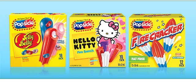 Buy 2: Popsicle® multipack coupon