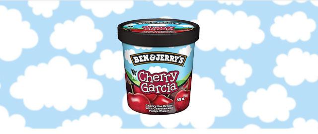 Ben & Jerry's Cherry Garcia ice cream  coupon