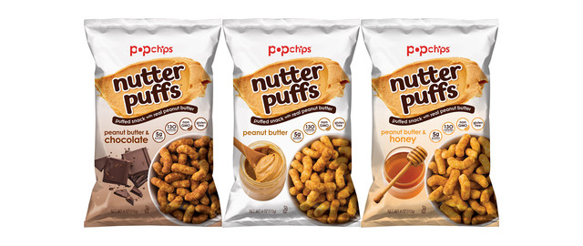 Popchips Nutter Puffs coupon