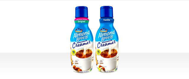 Almond Breeze™ Almondmilk Creamer coupon