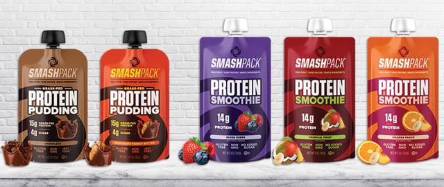 SMASHPACK Products coupon