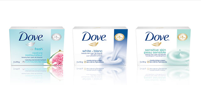 DOVE ® beauty bar coupon