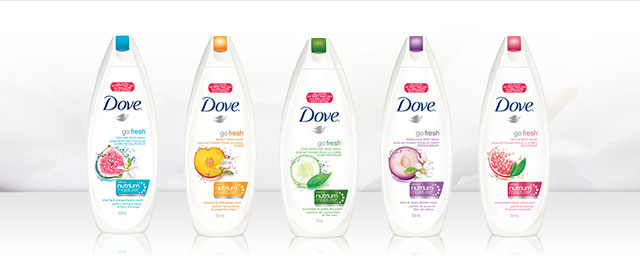 Buy 2: DOVE body wash coupon