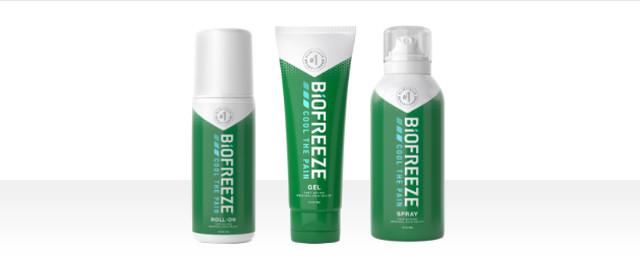 Biofreeze coupon