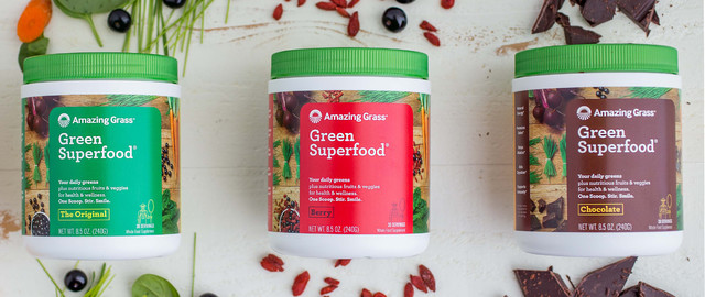 Select Amazing Grass® Green Superfood® coupon