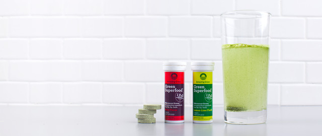 Amazing Grass® Green Superfood® Effervescent coupon