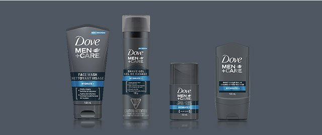 Dove Men+Care® Face Care coupon