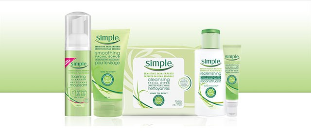 Buy 2: Simple® Skincare coupon