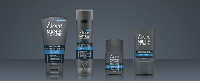 Buy 2: Dove Men+Care® face care coupon