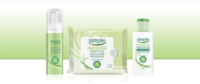 Simple® Skincare coupon