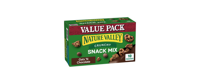 Nature Valley Snack Mix coupon