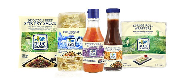Buy 3: Blue Dragon products coupon