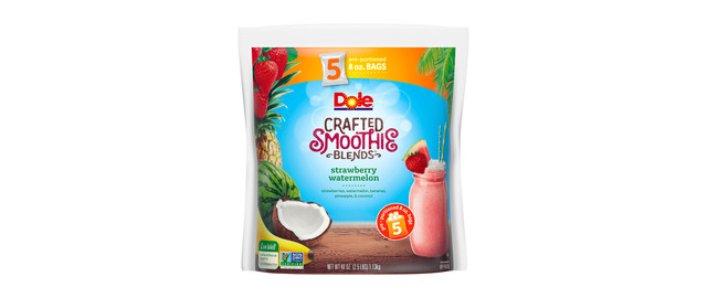 DOLE Crafted Smoothie Blends® coupon