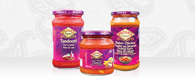 Patak's Sauce, Paste & Chutney coupon