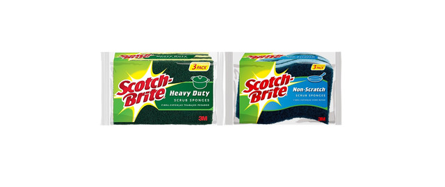 Scotch-Brite® Scrub Sponges coupon