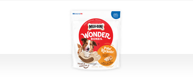 Milk-Bone® Wonder Bones® 18.8 oz coupon