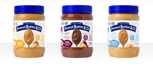 Peanut Butter & Co Flavors coupon