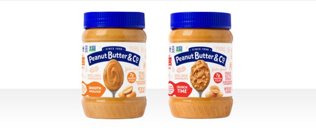 Peanut Butter & Co Smooth Operator or Crunchy Time coupon