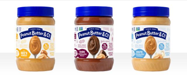 Peanut Butter & Co Flavors coupon