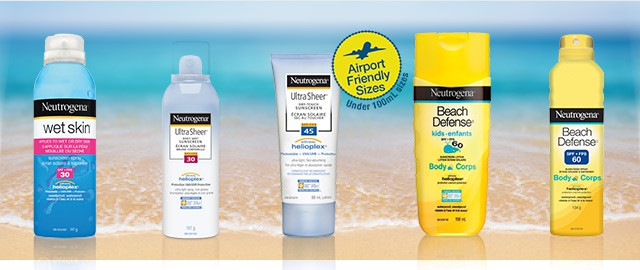 NEUTROGENA® Sun Protection  coupon