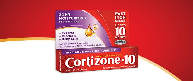 Cortizone-10® coupon