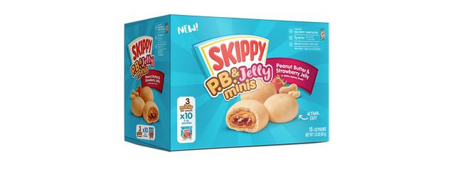 SKIPPY® P.B. & Jelly Minis coupon