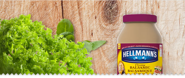 Hellmann's® Creamy Balsamic coupon