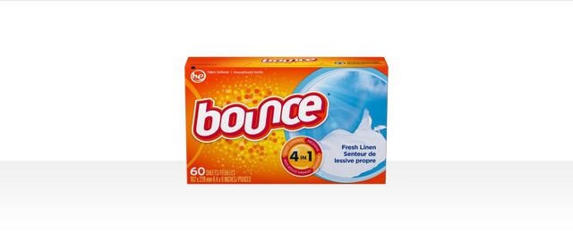 Bounce Dryer Sheets coupon