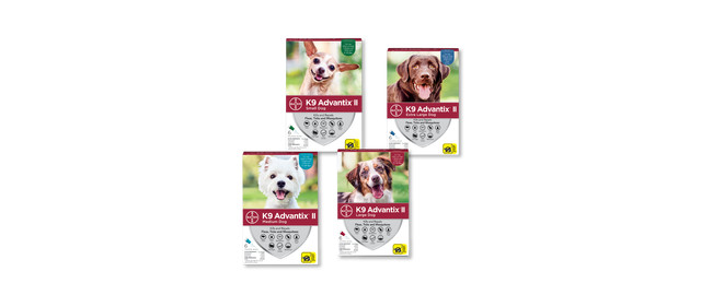 K9 Advantix® II 6-Pack coupon