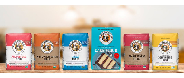 Buy 2: King Arthur Flour Conventional or Organic Flour coupon
