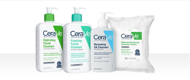 CeraVe Cleanser Products coupon