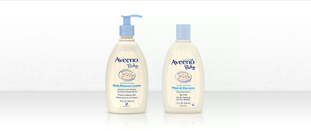 AVEENO Baby Products coupon