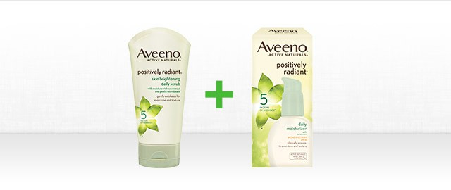 Buy 1 AVEENO® Facial Cleanser + 1 Facial Moisturizer coupon