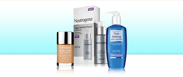 Buy 2: Any Neutrogena® products coupon