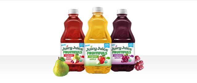 Juicy Juice Fruitifuls® Organic coupon