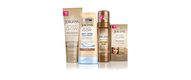 JERGENS® Natural Glow® Products coupon
