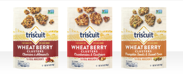 TRISCUIT Wheatberry Clusters or TRISCUIT Crackers coupon