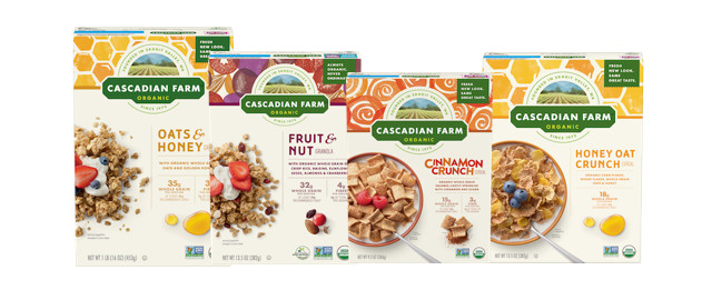 Select Cascadian Farm™ Products coupon
