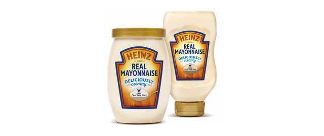 Heinz® Real Mayonnaise coupon