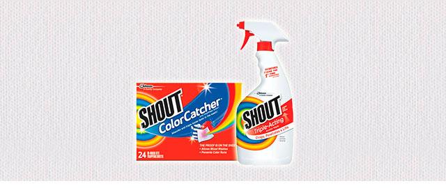 Shout® coupon
